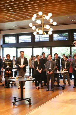 荒井詩万さんの出版記念パーティ!そして、コーディネーターの持つキャラクターの魅力について。
