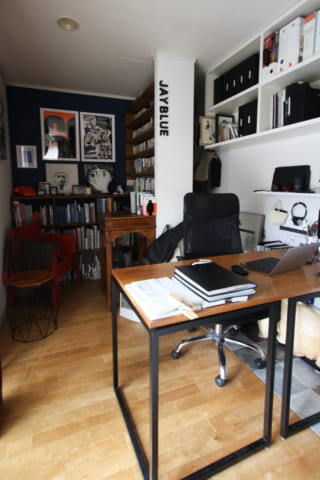 jay blueの新オフィス
