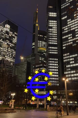 iphone11で撮るドイツの旅 その1「金融と産業の中心地フランクフルト」