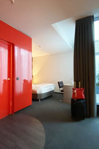 iphone11で撮るドイツの旅 その3「恒例・ホテルのインテリアチェック」