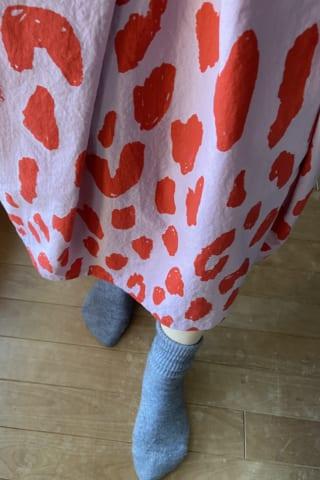 変なスカートが好き。