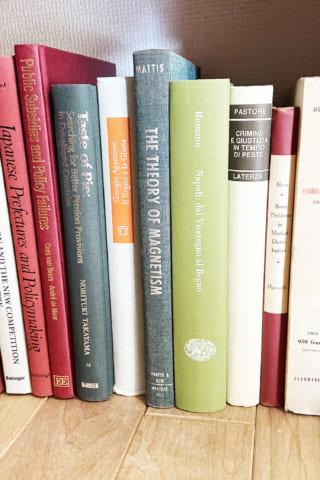 読まない本、飾る本