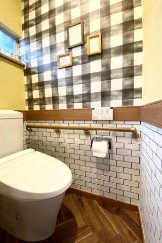トイレのインテリアコーディネートプラン