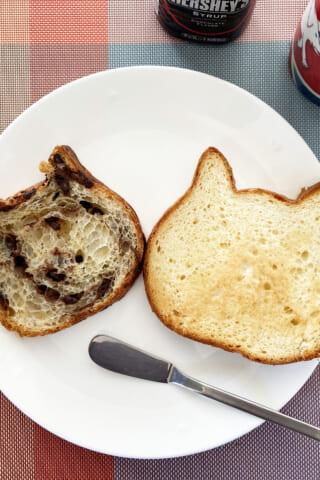 「東京ねこねこ」のねこねこパン