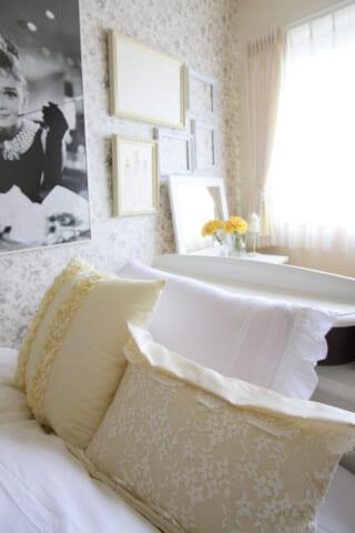子ども部屋のコーディネートは、カーテンとベッドまわりがポイント♪