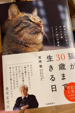 【猫が30歳まで生きる日】の読感